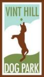 Vint Hill Dog Park Logo